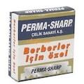 12310375 - Perma Sharp Berberler İçin Özel 100 Adet Yarım Jilet - n11pro.com