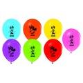74633700 - Kikajoy Çift Taraflı Minnie Mouse Baskılı Balon - n11pro.com
