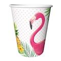 87097869 - Flamingo Bardak 8'li - n11pro.com