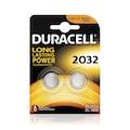42440007 - Duracell DL2032 2 Adet 3V Düğme Pil - n11pro.com