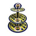 40082334 - Fenerbahçe Lisanslı Cupcake Standı - n11pro.com