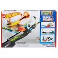 62711630 - Mattel Hot Wheels Track Builder Süper Fırlatma Yarış Seti FLK60 - n11pro.com