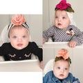 90190429 - Babygiz NBA501 3'Lü Takım Kız Gül Bebek Bandana 0-10 Yaş - n11pro.com