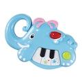 15743029 - Weidey Mini Fil Piyano Işıklı Müzikli Mavi - n11pro.com