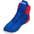 83361276 - Asics Cael 1081A002 401 V8.0 Güreş Ayakkabısı Mavi - n11pro.com