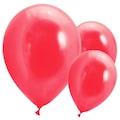 91242007 - Metalik Kırmızı Balon - n11pro.com