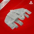 10571731 - Bross Jeep Liberty İçin Sol Ön Cam Mekanizması Tamir Klipsi - n11pro.com
