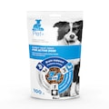 64064828 - The Pet+ Hareketli Köpekler İçin Tavşanlı Ödül Maması 100 G - n11pro.com