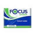 80897692 - Focus Optimum Çift Katlı Tuvalet Kağıdı 3 x 24 Rulo - n11pro.com