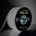 68706794 - Yuled 3 Çipli Dış Mekan Silikonlu Şerit Led 220 V Beyaz 50 MT - n11pro.com