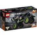 10261274 - LEGO Technic 42118 Monster Jam Grave Digger Yeşil - n11pro.com