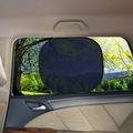 67008031 - Yapışmalı Cam Güneşlik Film 44x39 CM 2 Adet - n11pro.com