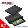 "97834373 - Codegen 9,7"" Siyah Tablet Taşıma Kılıfı - n11pro.com"