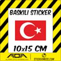 94263093 - Bayrak 10 x 15 cm - n11pro.com