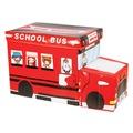 96891987 - Alas Oyuncak Kutusu School Bus Kırmızı - n11pro.com