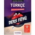 46242528 - Tambilgi 8.Sınıf Türkçe Ders Föyü - n11pro.com