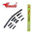 37135876 - Inwells 9 Aparatlı Her Araca Uyumlu Muz Silecek 550 MM - n11pro.com