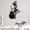 09803841 - Messken Metal Duvar Saati Şık ve Özgün Tasarım H18 - n11pro.com