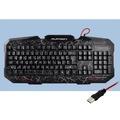 94474262 - Platoon PL-474 USB Işıklı Oyuncu Klavyesi Siyah - n11pro.com