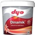 46984729 - Dyo Dinamik Silikonlu Dış Cephe Boyası 15 L Koyu Krem - n11pro.com