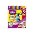 66616017 - Parex 5'li Rengarenk Temizlik Bezi - n11pro.com