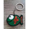 23138471 - Hdmarketim 6015 Sevimli Balık Figürlü Anahtarlık Yeşil - n11pro.com