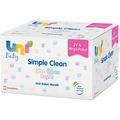 84913099 - Uni Baby Simple Clean Eğlen Öğren Keşfet Islak Bebek Mendili 24 x 72'li - n11pro.com