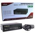 29276812 - S-Link SL-3502 2 Port VGA Splitter 350MHZ - n11pro.com