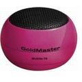 94269218 - Goldmaster Mobile 10 Mini Cep Hoparlörü - Pembe - n11pro.com
