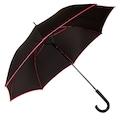 23605356 - Biggbrella Şeritli Uzun Şemsiye Pembe - n11pro.com