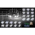 38189019 - Green Alüminyum Kase 1000 GR - n11pro.com