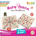 07004056 - Bemi Toys Rota On iki Taş Zeka Ve Strateji Oyunu - n11pro.com