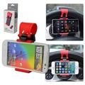 72008430 - Direksiyon Arası Yan Telefon Tutucu Kırmızı - n11pro.com