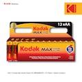68886332 - Kodak Max Serisi Alkalin Kalem Pil AA 12 Adet - n11pro.com