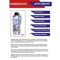 63828168 - Numerouno Lastik Tamir Kiti Sıvı Bazlı 400 ML - n11pro.com