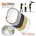 51808890 - Raypro 90 x 120 CM Profesyonel 5 in 1 Yansıtıcı Reflektör Seti - n11pro.com