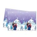 33440456 - Procos Frozen Kar Taneleri Plastik Masa Örtüsü 120x180 Cm - n11pro.com