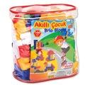 92523789 - Dede 01022 Akıllı Çocuk 100 Parça Lego Seti - n11pro.com