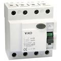 44292302 - Viko 3 x 25 A Kaçak Akım Rölesi 30 mA - n11pro.com