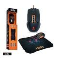 04897359 - İzoly D8 Oyuncu Mouse Ve Mouse Pad - n11pro.com