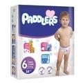 01240983 - Paddlers Extra Large Bantlı 15+ KG Bebek Bezi 6 Beden 38 Adet - n11pro.com