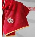 38480382 - Taç Galatasaray GS Yüz Havlusu 50 x 90 CM Kırmızı - n11pro.com