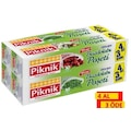 97952013 - Piknik Gıda Ambalaj Buzdolabı Poşeti Orta Boy 4 Al 3 Öde 4 Adet - n11pro.com