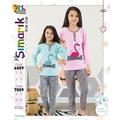 32318649 - Şımarık 6009 Kız Çocuk Pijama Takımı - n11pro.com