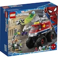 86448877 - LEGO Super Heroes 76174 Spider-Man's Monster Truck vs. Mysterio - n11pro.com