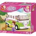 85412965 - Sluban Girls Dream Karavan Minibüs 158 Parça - n11pro.com