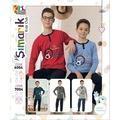 15330654 - Şımarık 6004 Erkek Çocuk Pijama Takımı - n11pro.com