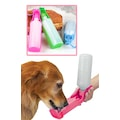 32139331 - Buffer Evcil Hayvanlar için Seyahat Tipi Su Kabı Pembe 250 ML - n11pro.com