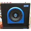 61674719 - Xetec 1200 Watt Çift Bobin + Slim Kabin Subwoofer Bass 20 CM - n11pro.com