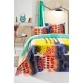 41937347 - Komfort Home Çift Kişilik Ranforce Pike Takımı Çok Renkli 200 x 240 CM - n11pro.com